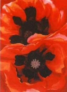 georgia-o-keeffe-oriental-poppies-1928