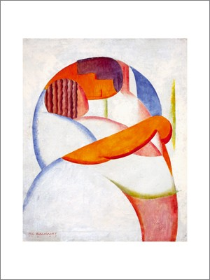 Le baiser, 1925