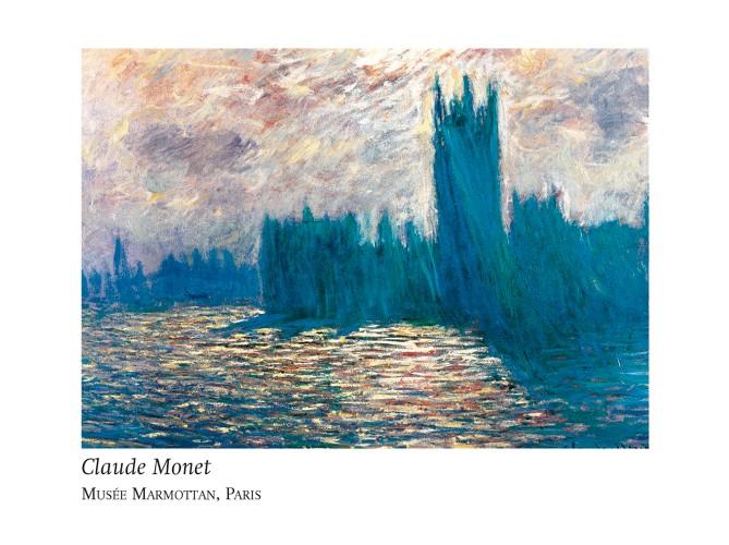 Londres de Parlement