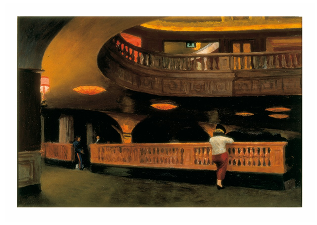 The Sheridan Theatre, 1928