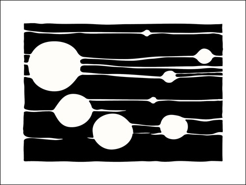 Untitled, 2009 (black)