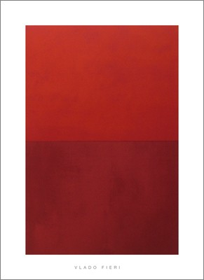 Monochrome Red, 2005