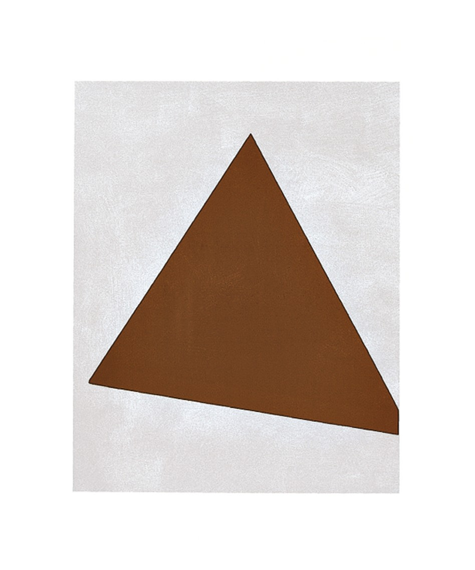 Untitled, 1917 (brown)