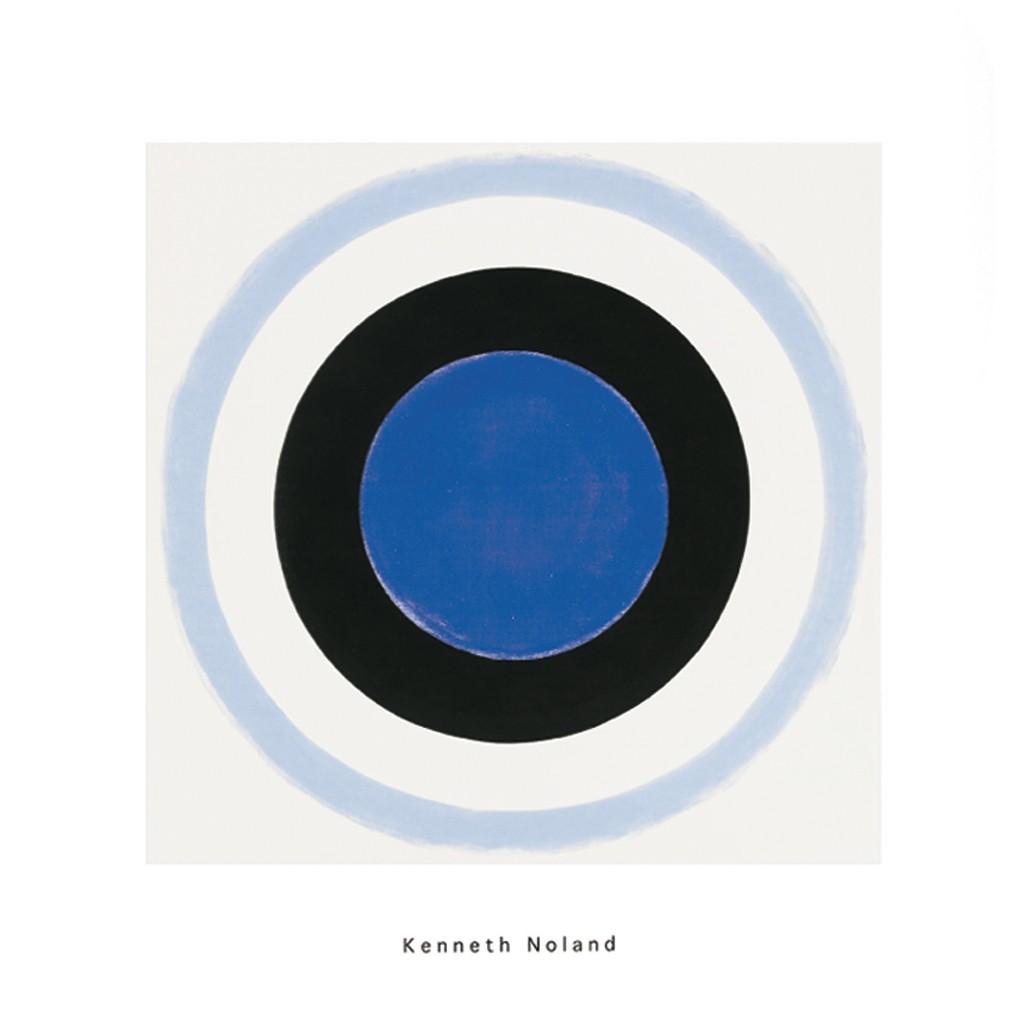 Blue Extend, 1962