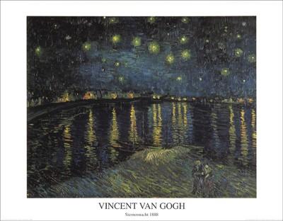 Sternennacht, 1888