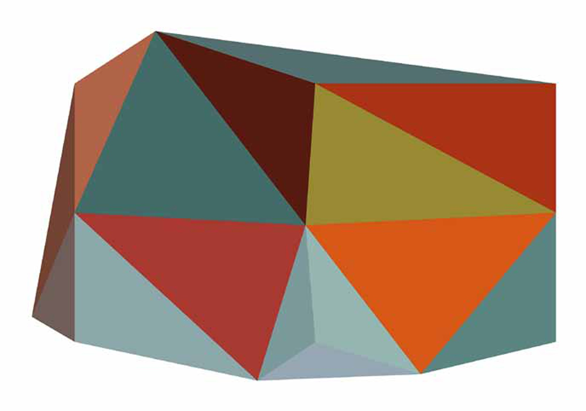 Triangulations n°1, 2013