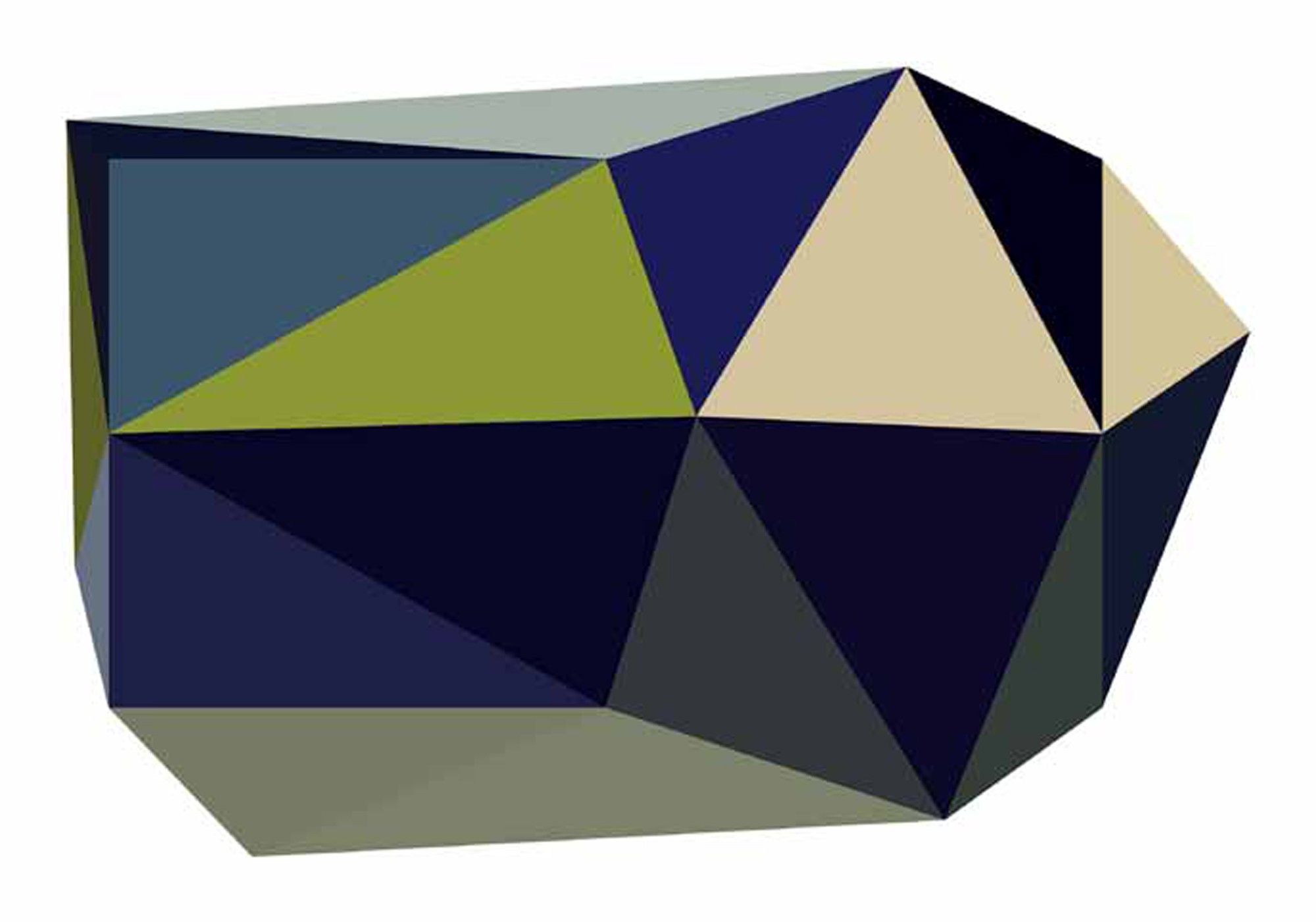Triangulations n°2, 2013