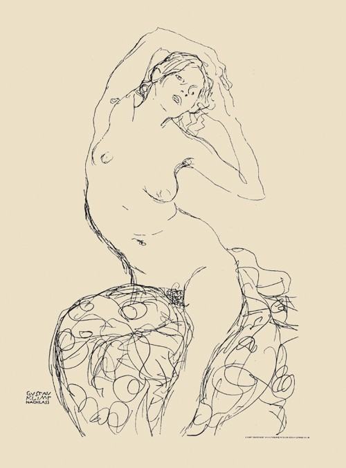 Seated Nude, 1914-16