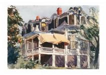 The Mansard Roof, 1923