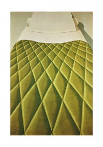 Green Bed Cover, 1969