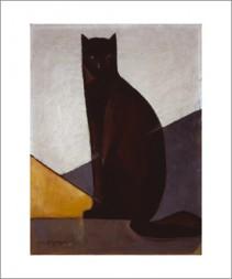 Le chat noir, 1921