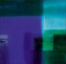 Untitled (blue), 2004