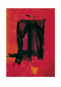 Red painting, 1961
