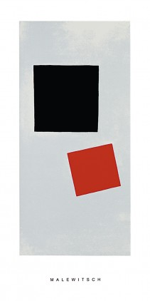 Painting suprematism, 1915-16