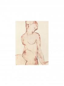 Nudo Rosa, 1913-14