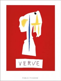Cover for Verve, 1951