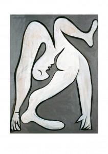 The acrobat, 1930