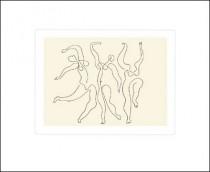Trois danseuses, 1924