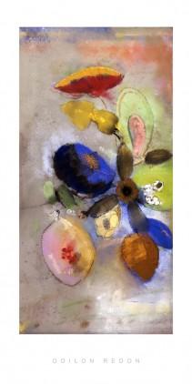 Flowers, 1907-1910