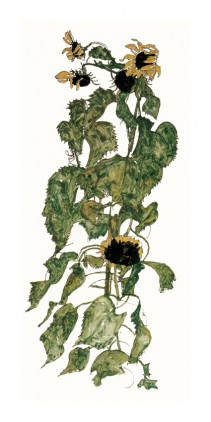 Sunflowers, 1917