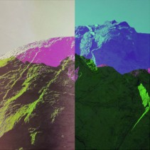 Mountain IV, 2012